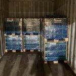 Cerajot Bathtoom Tiles Packing Loading Unloading
